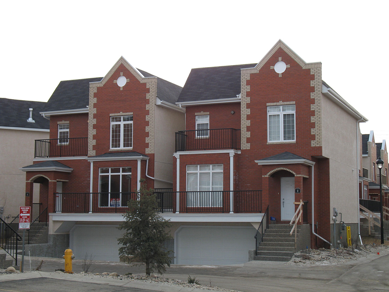Residential Masonry Contractor: Multi-Family Residential